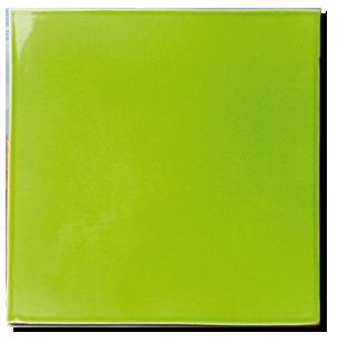 Carrelage vert pomme salle de bains cuisine fa ence for Colonne salle de bain vert pomme