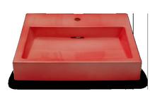 Carrelage - Décoration - Quadra Vasque 55.5 x 45- Cuisine - Salle de Bains - Faïence de Provence à Salernes